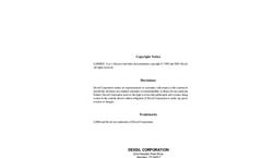 L2000DX Users Manual