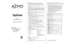 VasCure - Extracellular Matrix (ECM) For Vascular Repair - Brochure