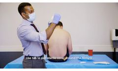 Setting Up the Accuro® Locator Needle Guide and Sterile Cover - Video