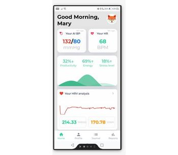 CardioX - Version AI BPM - ECG Recording App