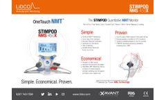 Stimpod NMS450X Peripheral Nerve Stimulator - Brochure