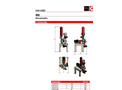 GTS - Model MS 370 - Microclassifier Machine - Technical Datasheet