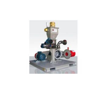 GTS - Model MGS Series - Compact Micronizer Machine