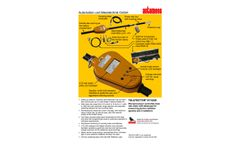 Teletectors - Model 6112AD - Portable Battery-Operated Dose Rate Measuring Devices - Brochure