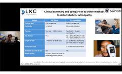 NEW: RETeval ffERG Diabetic Retinopathy Assessment Protocol + DR Score - Video