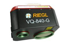 RIEGL - Model VQ-840-G - Fully Integrated Compact Airborne Laser Scanner