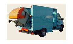Manual Refuse Containers Cleaning Machines