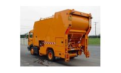 Automatic Refuse Containers Cleaning Machines