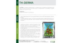 Indogulf BioAg - Model TH-DERMA - Bio Fungicide - Brochure