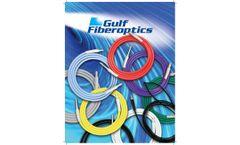 Gulf Fiberoptics - Fiber Optic Light Cables Brochure