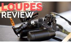 Surgical Dental Loupes REVIEW | SurgiTel Loupes - Video