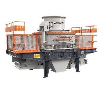 Vanguard - Model 5X Series - Sand Making Machine Crusher