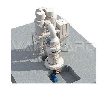 Vanguard - Model YGM Series - High Pressure Grinding Mill