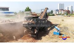 VPF Mobile Crushing Plant - China Vanguard Mobile Crusher Manufacturer - Video