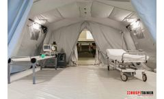 Hospitainer - 50 Bed Mobile Field Hospital