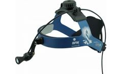 Dover - Lightweight Exam/Medical Headlight with Static Spot Size