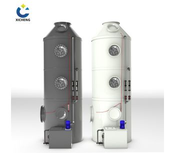 Xicheng - Model WS003 - Wet Scrubber System