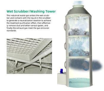 Wet Scrubber System-1