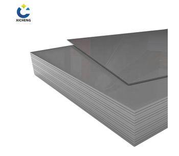 XICHENG - Model XC-04 - PP Plastic Sheet - Gray