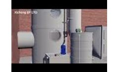 Introduction to wet scrubber system - Video
