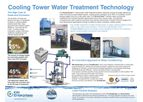 EnviroTower - The Cooling Tower Water Treatment solution
