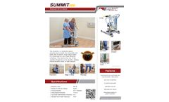 Summit - Powered Sit-to-Stand - Brochure