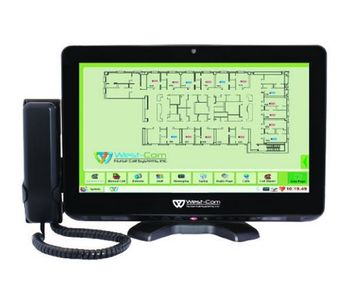 West-Com NOVUS - Version Connect - Nurse Call System Software