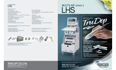 MultiLab II LHS Peripheral Vascular Diagnostic System Brochure