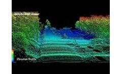 Geo-MMS Long Range LiDAR System - Video