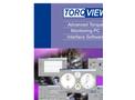 TorqView - Version 5 - Advanced Torque Monitoring PC Interface Software - Datasheet