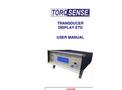 TorqSense - Model ETD - Transducer Display Interfaces