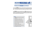 HeliNav LoadMaster Wireless Load Sensor Datasheet