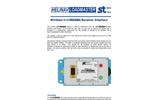 HeliNav LoadMaster - Model HLM-RI Series - Wireless Load Sensor Receiver Interface - Datasheet