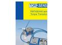 TorqSense - RWT430/440 Series - Torque Transducer - Datasheet