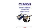 TorqSense - Model ORT230/240 - Optical Torque Transducers - Manual