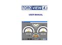 TorqView - Version 5.0 - Advanced Torque Monitoring PC Interface Software - Manual