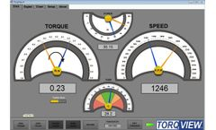 TorqView - Advanced Torque Monitoring PC Interface Software
