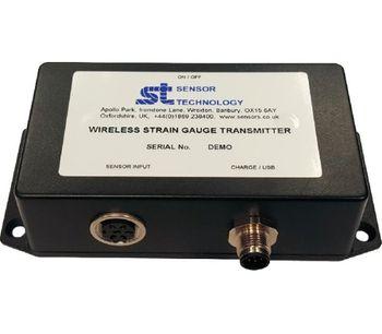 ST - Model WSG Series - Wireless Strain Gauge Transmitter