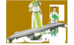 Helios - Model DRF - Full Digital Remote Controlled Tilting Table