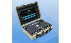 Datrend - Model vPad-Rugged 2 - Electrical Safety Analyzer