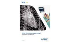 ACIST CVi - Contrast Delivery System Brochure