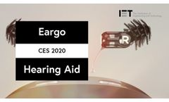 CES 2020 - Eargo: Say Hello to my Little Friend - Video