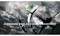 Mastermark`s Aerodrome Wildlife Hazard Management - Video