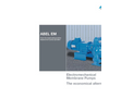ABEL - EM Series - Electric Diaphragm Pumps Metal - Brochure