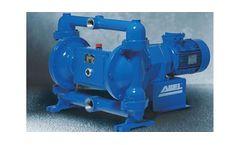 ABEL - Model EM Series - Electric Diaphragm Pumps Metal