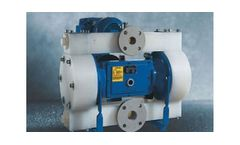 ABEL - Model EM Series - Electric Diaphragm Pumps Plastic