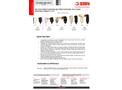 SAFI - Model S050-PP-H Series - Automatic Air Valve Brochure