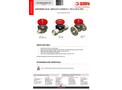 SAFI - Model 2307 PVC-U Series - Actuated Diaphragm Valve Brochure
