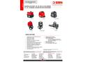SAFI - Standard Electric Actuator for 1/4 Turn Valve Brochure