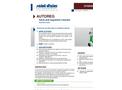 AUTOREG - Valve and Regulation Channel